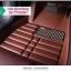 พรมปูพื้นรถยนต์ 5D เข้ารูป Honda CRV G5 2017 สีดำ thumbnail 54