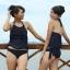 SM-V1-065 ชุดว่ายน้ำแฟชั่น คนอ้วน เด็ก ดารา thumbnail 5