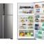 ตู้เย็น HITACHI รุ่น R-V600PWX ( 21.2 คิว / 600 ลิตร ) แถมกระเป๋าเดินทางล้อลาก thumbnail 1