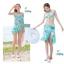 SM-V1-298 ชุดว่ายน้ำแฟชั่น คนอ้วน เด็ก ดารา thumbnail 7
