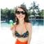 SM-V1-274 ชุดว่ายน้ำแฟชั่น คนอ้วน เด็ก ดารา thumbnail 7