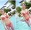 SM-V1-132 ชุดว่ายน้ำแฟชั่น คนอ้วน เด็ก ดารา thumbnail 3