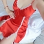 SL-I1-227 ชุดนอนผ้าซาติน (เครปนิ่ม) แบบกระโปรง ผ่าหน้าสองข้าง thumbnail 6