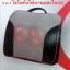 เบาะนวดไฟฟ้า ระบบลูกกลิ้งอินฟราเรด ทรงกระเป๋า ใช้ในบ้านและในรถ Car/Home Massage Pad thumbnail 1