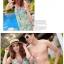 SM-V1-084 ชุดว่ายน้ำแฟชั่น คนอ้วน เด็ก ดารา thumbnail 2