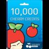 บัตร Cherry Credits 10,000CC