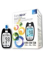เครื่องตรวจ น้ำตาล เบาหวาน ในเลือด แบรนด์อเมริกา Blood Glucose Moniter Easy max MU Series พร้อมแถบตรวจ 50 แผ่น