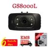 กล้องติดรถยนต์HD DVR รุ่นGS8000L ราคาประหยัด คุณภาพเกินราคา คมชัดทั้งกลางวันและกลางคืน