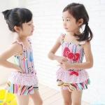 SMC-F1-022 ชุดว่ายน้ำแฟชั่น คนๆ/อ้วน เด็ก ดารา