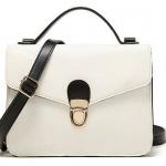 กระเป๋าหนังสีขาว แบรนด์Kensie แบรนด์จากอเมริกา