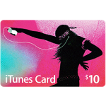 บัตร iTunes Gift Card 10USD