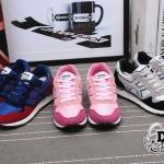 รองเท้าผ้าใบแฟชั่น ทรง Sport เสริมส้น