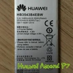 แบตเตอรี่ หัวเหว่ย HUAWEI Ascend P7 (HB3543B4EBW)