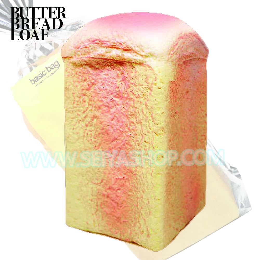 I118 I-Bloom squishy butter bread loft (soft super) สีชมพู มีกลิ่น ลิขสิทธิ์แท้ ญี่ปุ่น