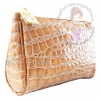 Estee Brown Cosmetic Bag
