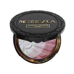 Merrez'Ca Mineral Pearls Blush #PK102 Lovely Cheek