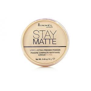 Rimmel Stay Matte Pressed Powder, Transparent 0.49 oz (14 g)