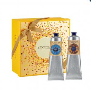 L'OCCITANE Shea Butter Hand & Foot Cream Set