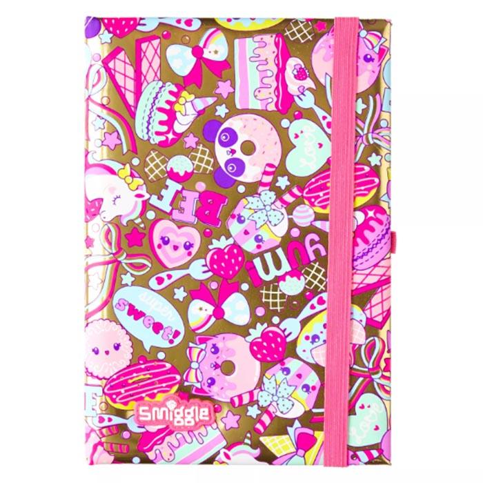 SMD016 สมุตโน๊ต โน๊ต smiggle 15Th Birthday A5 Luxe Notebook
