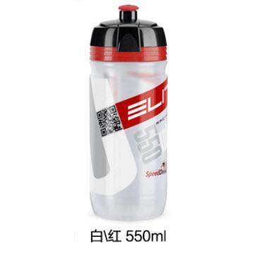 ขวดน้ำจักรยาน โปรทีม ELITE ขวดสั้น ขนาด 550