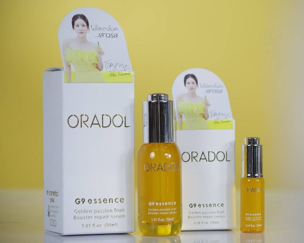Oradol G9 Essence serum ออราดอล เซรั่ม ผลิตภัณฑ์โดย แตงโม 30ml