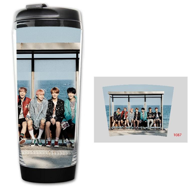 KBTX9 แก้ว BTS ของแฟนเมด ติ่งเกาหลี