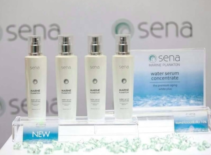 Sena Marine Plankton Water (The Premium Aging White Plus) 200มล. รุ่นพิเศษ