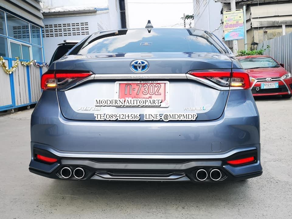 ชุดแต่ง Toyota Altis 2019 2020 F SPORT