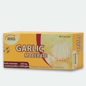 Neoca Garlic Macerate นีโอก้า กาลิค มาซีเรท 60 Capsules