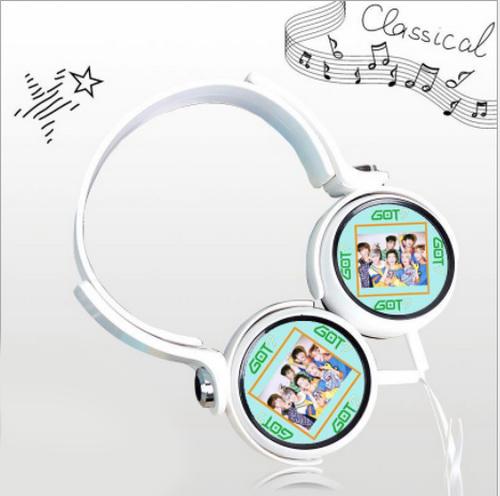 KGTU2 หูฟัง GOT7 ของแฟนเมด ติ่งเกาหลี