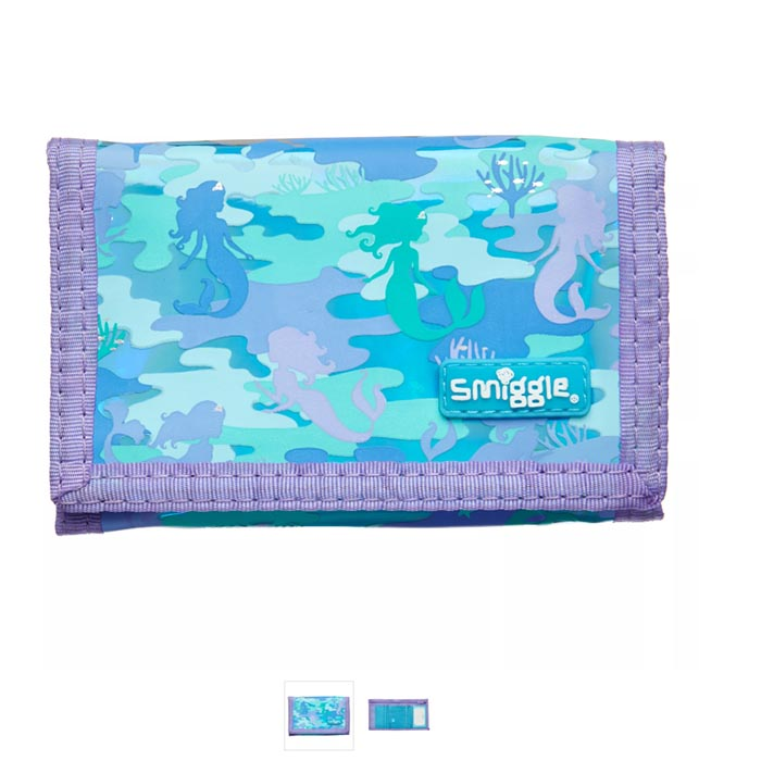 SMW013 กระเป๋าตังค์ smiggle Now You See Me Kids Wallet