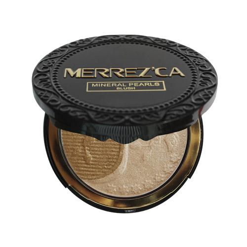 Merrez'Ca Mineral Pearls Blush #301 Highlight&Bronzer