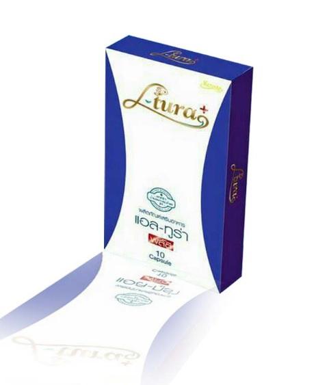 L-Tura Plus แอล ทูร่า พลัส บรรจุ 10 แคปซูล