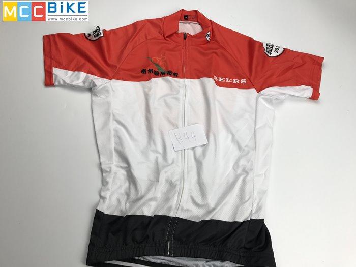 เสื้อปั่นจักรยาน ขนาด M ลดราคา รหัส H44 ราคา 370 ส่งฟรี EMS