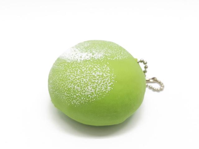 Ca551 Squeez toy โมจิยืด สีเขียว ขนาด 4 CM
