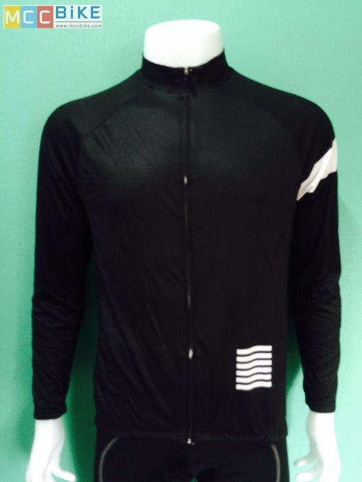 เสื้อปั่นจักรยาน แขนยาว rapha 004