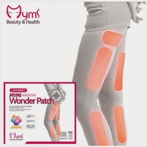Mymi Wonder Patch LOW BODY สลายไขมันช่วงเรียวขาโดยตรง แผ่นแปะสลายไขมัน สุดยอดด้วยปฏิบัติการสลายไขมัน-เซลลูไลท์-เพิ่มกระบวนการเผาผลาญ ดังที่สุด