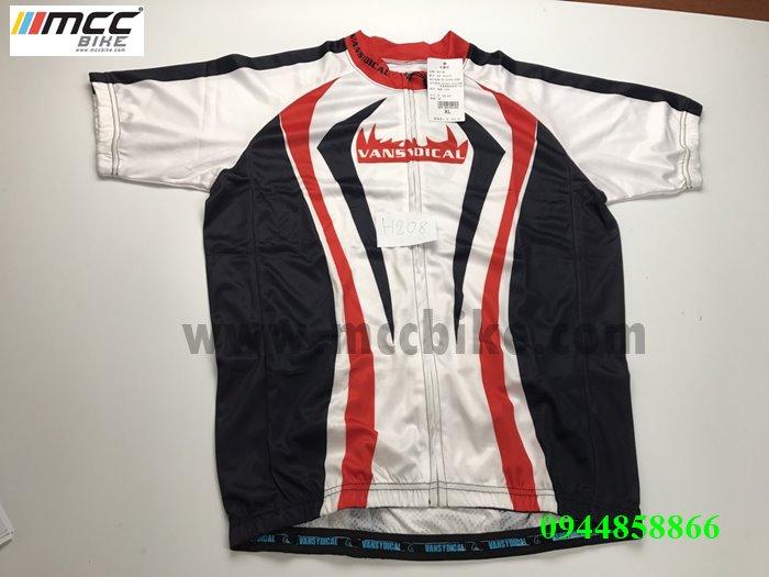 เสื้อปั่นจักรยาน ขนาด XL ลดราคา รหัส H208 ราคา 370 ส่งฟรี EMS