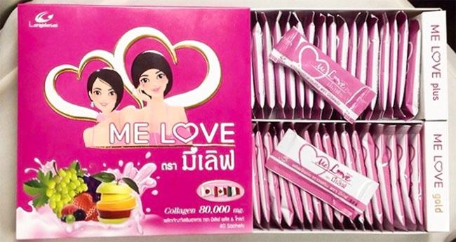 Me Love Plus & Gold Collagen 80,000 mg. ใหม่ล่าสุด!!!