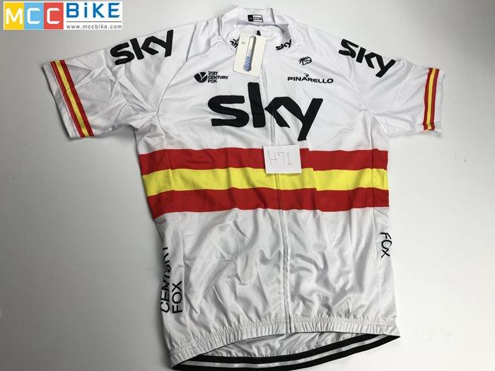 เสื้อปั่นจักรยาน ขนาด XL ลดราคา รหัส H71 ราคา 370 ส่งฟรี EMS