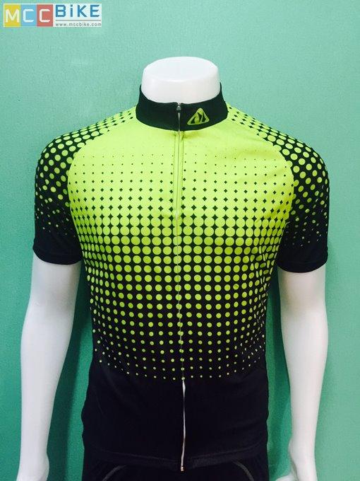 เสื้อปั่นจักรยาน แขนสั้น RC 004