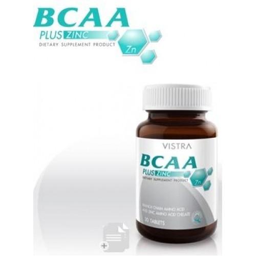 Vistra BCAA plus zinc (30's)
