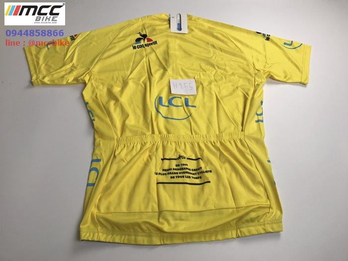 เสื้อปั่นจักรยาน ลดราคาพิเศษ รหัส H155 ขนาด XL ราคา 370 ส่งฟรี EMS