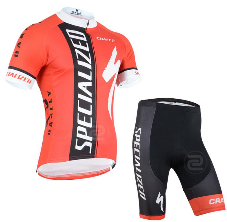 ชุดปั่นจักรยาน Speciallized 2015 เสื้อปั่นจักรยาน และ กางเกงปั่นจักรยาน