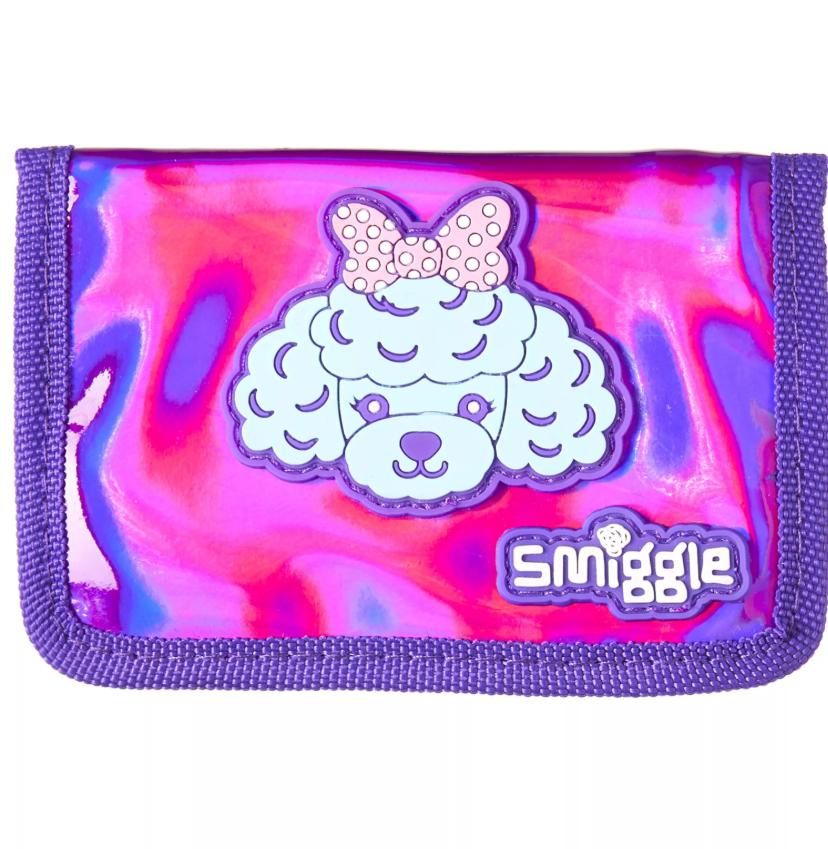 SMW006 กระเป๋าสตางค์ smiggle Woah 2In1 Wallet สามารถถอด กระเป๋าเก็บเหรียญได้