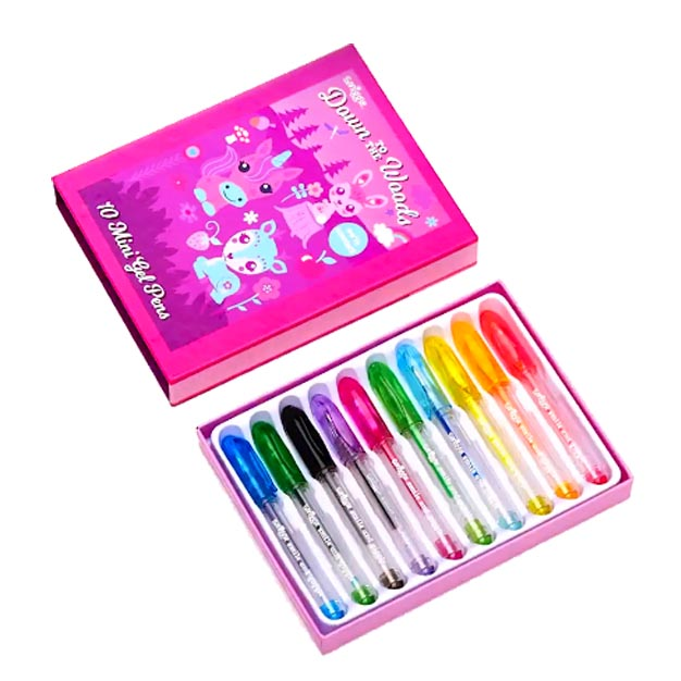 SMM042 smiggle Into The Woods Mini Pen Pack