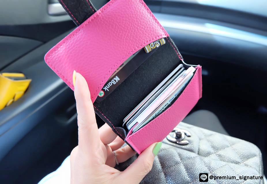 Sashy Card Wallet
