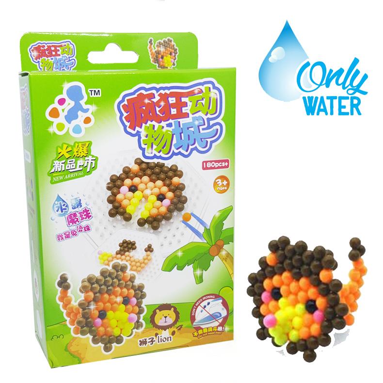 AC07 Aquabeads - Waterbeads 3D Box 180 pc+