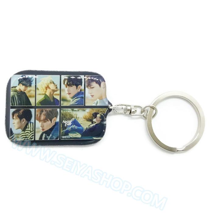 KGTP22 พวงกุญแจ GOT7 ของแฟนเมด ติ่งเกาหลี