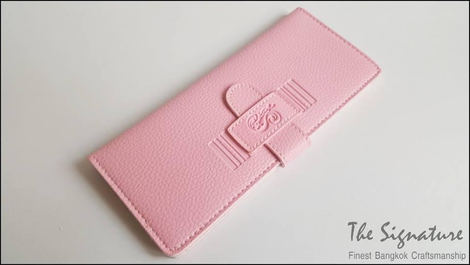 Dolly Pink(ชมพูอ่อน) - Sashy Yen Wallet
